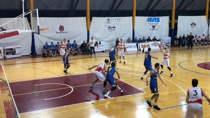 Virtus Assisi Basket batte Airino Termoli 95-59 semifinale play-off