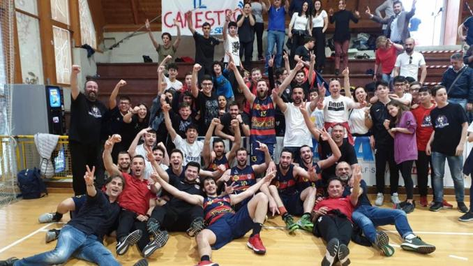 Basket, la Virtus Assisi è promossa in Serie C Gold!