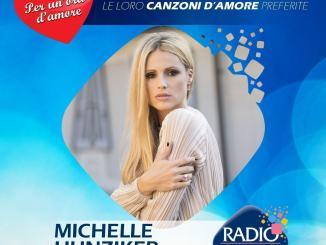 Michelle Hunziker da All Together Now a Speciale Per Un'Ora d'Amore