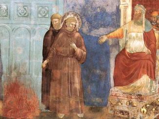 Assisi Suono Sacro commemorazione di Francesco e il Sultano