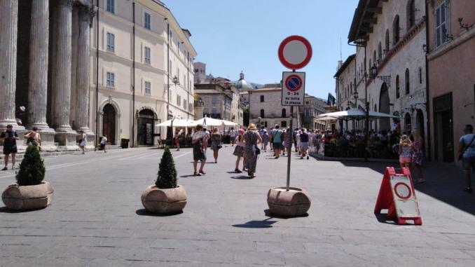 Cianetti, chiusura Assisi a traffico auto, evitare che diventi un ghetto