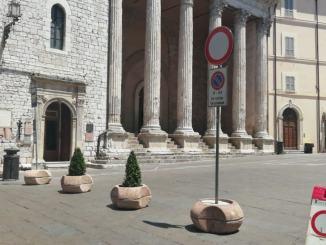 Assisi: interventi di manutenzione in centro da lunedì a giovedì