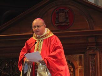 Domenico Sorrentino in visita pastorale vicariato di Nocera Umbra