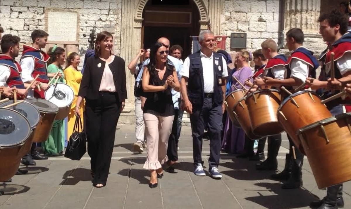 Palio di san Rufino arriva la festa dedicata al Santo Patrono di Assisi