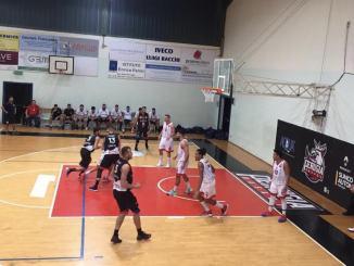 Eko Gruppo Assisibatte fuori casa il Perugia basket, 65 a 73 il risultato finale