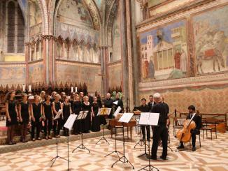 Eventi, oltre 250 coristi in arrivo per Assisi Pax Mundi