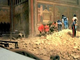 Basilica dopo 20 anni, ultima sfida, ricomporre gli 80 mila frammenti del Cimabue
