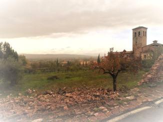 Muro crollato a San Pietro, Terzetti, si intervenga subito e si ripristini