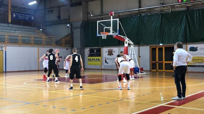 Virtus Eko Gruppo Assisi perde in casa contro il Falconara Basket 66-68