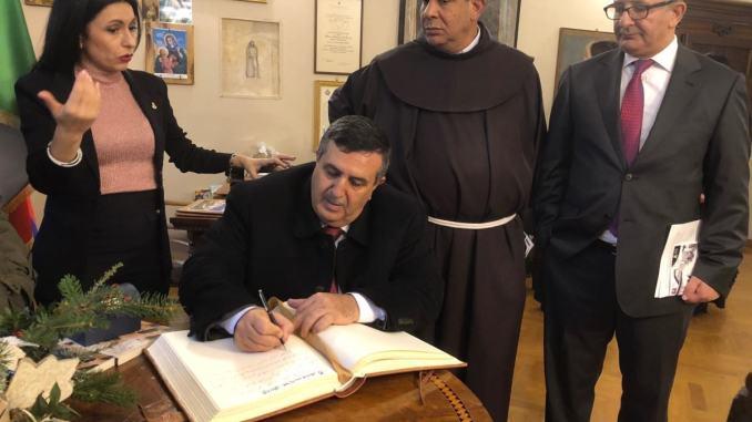 Trentennale del gemellaggio tra Assisi e Betlemme, accordo rinsaldato
