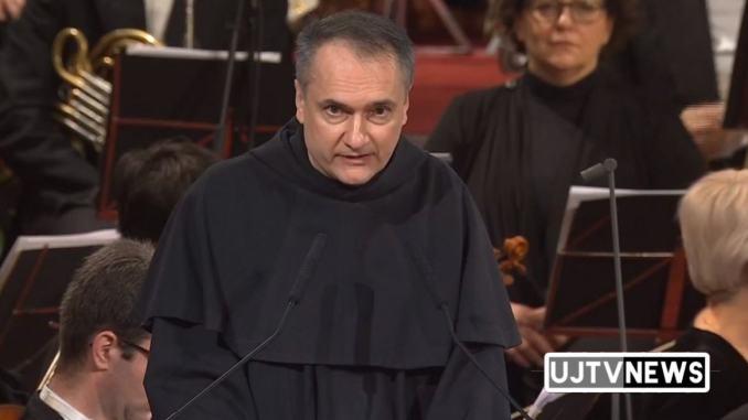 Lampada Pace Mattarella, Frati Assisi: uomini umili e saggi per governare
