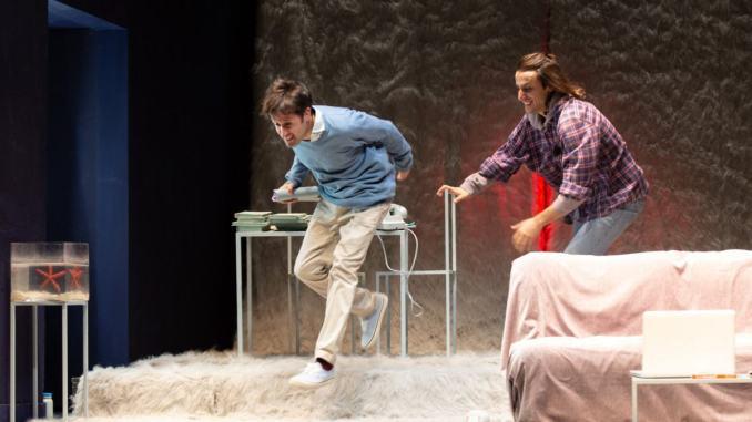 Buon anno, ragazzi, al Piccolo Teatro degli Instabili di Assisi