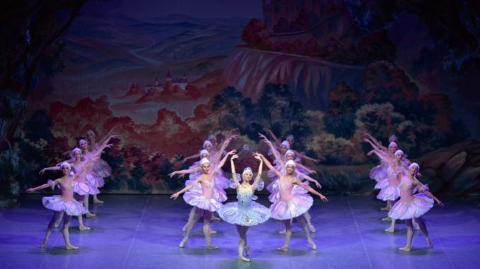 La Bella Addormentata Russian Classical Ballet 6 gennaio Teatro Lyrick