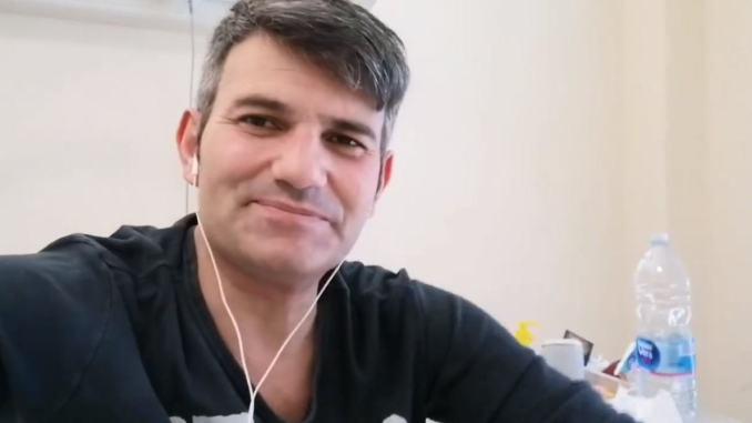 Roberto Venarucci ha sconfitto coronavirus, ora è guarito e torna a casa, la sua storia