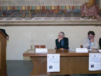 Presentato il nuovo libro del vescovo al Sacro Convento di Assisi