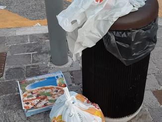 Lotta ai furbetti dei rifiuti, elevate 100 multe in 6 mesi