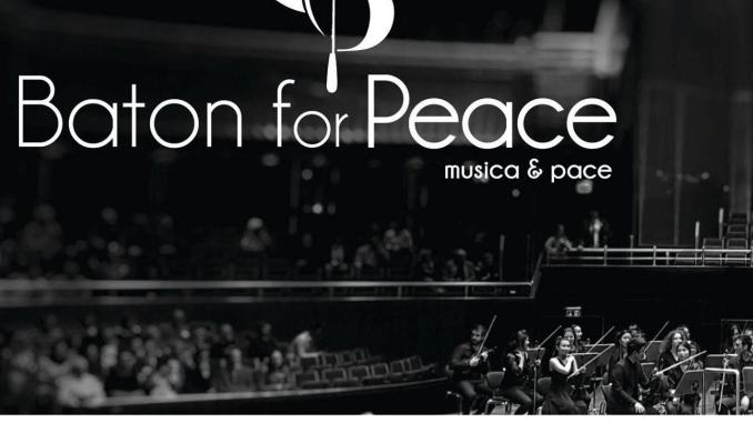 Baton for Peace sabato 1° agosto alle ore 10 all'Hotel Fontebella