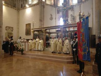 Comunità diocesana in festa, solennità di Santa Chiara e San Rufino