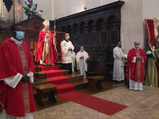 """Solennità di San Rufino 2020, Vescovo: """"Affidiamoci al nostro Patrono"""""""