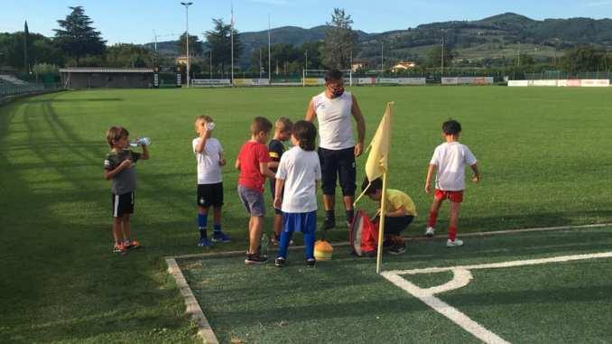 Angelana Calcio, grande successo per la prima giornata degli Open Days