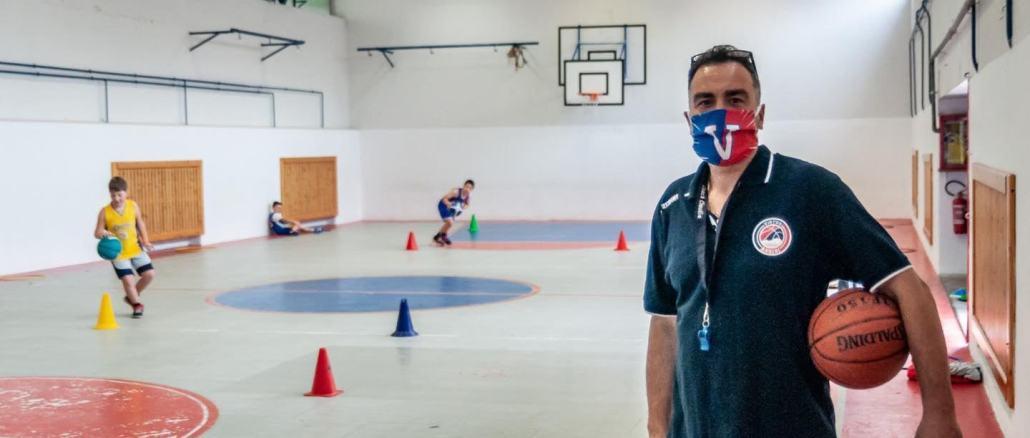 Giovanili Virtus, coach Mattoli e Covid, messaggio per ragazzi e famiglie