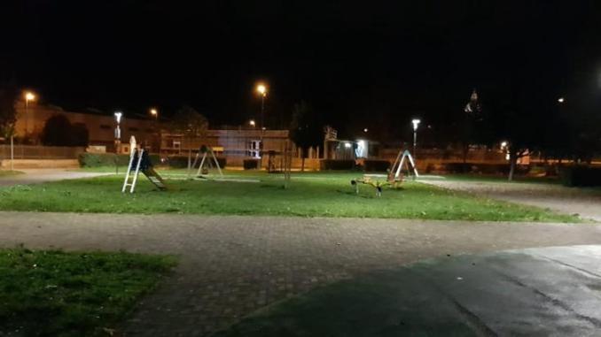 Nuova e più efficiente illuminazione pubblicaa Santa Maria degli Angeli