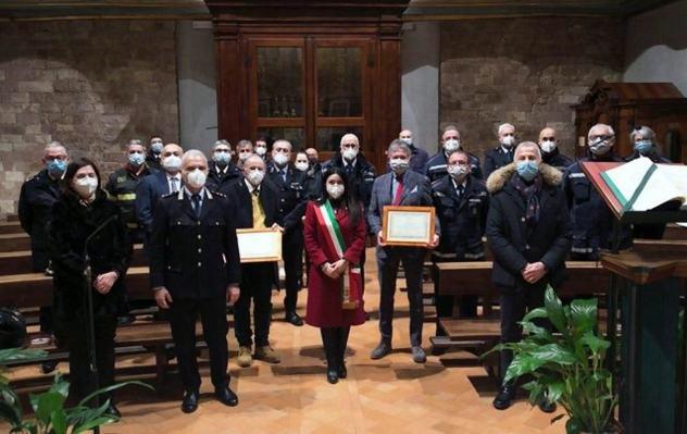 Festa patrono vigili urbani, San Sebastiano a Santa Maria sopra Minerva