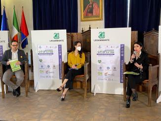 Ecoforum Legambiente ad Assisi il premio Comune Riciclone