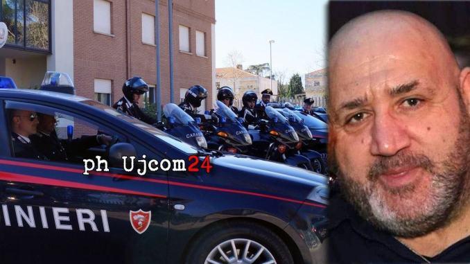 Morto per covid Fiorenzo Meccariello, brigadiere dei carabinieri, era in ospedale a Spoleto
