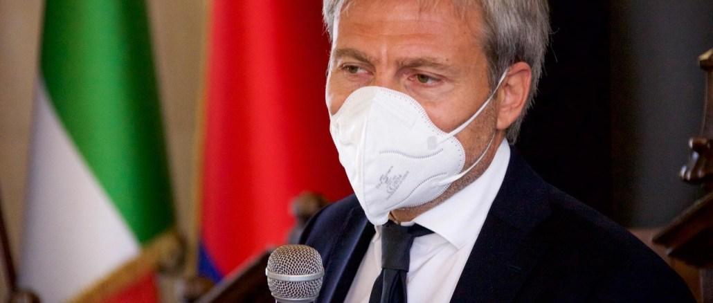 Elezioni 2021, Marco Cosimetti ha presentato la sua candidatura a sindaco di Assisi