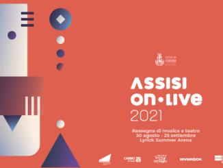 Assisi OnLiveTaglio del nastro della seconda edizione con Ariete