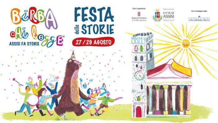 Assisi, ancora pochi giorni per gli appuntamenti di Birba chi legge