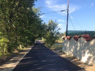 Terminati i lavori di asfaltatura a Sterpeto