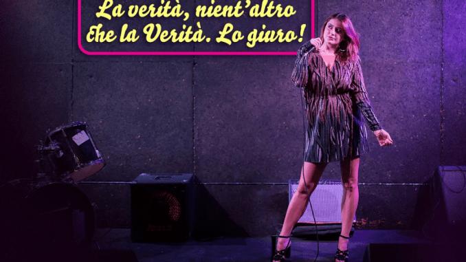 Stand-up comedy Lyrick Summer Arena con Michela Giraud mercoledì 22