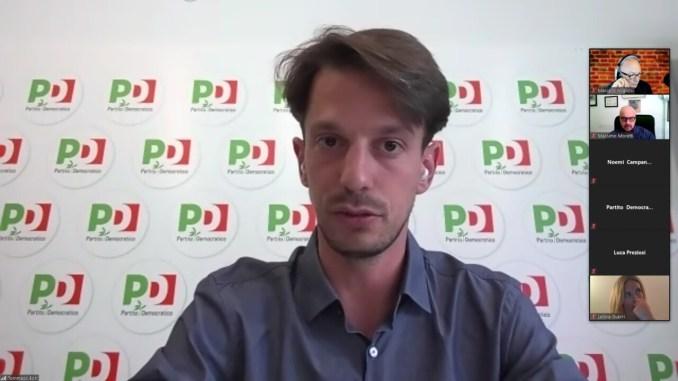 Archè. La sfida delle idee, cantiere Partito Democratico ad Assisi