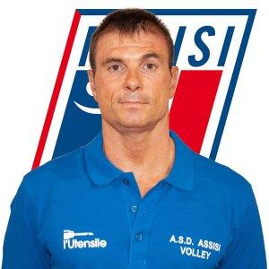 Preparatore atletico Massimiliano Bellatalla