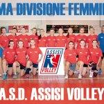 Si riparte!!! La Prima Divisione Assisi Volley si presenta