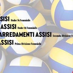 Assisi Volley: campionati 2019/2020. Ecco le nostre squadre