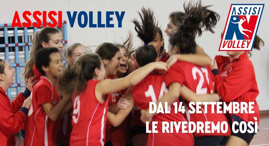 Assisi Volley orari stagione 2020/2021