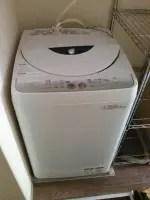 シャープ 洗濯機 ES-FG45L 2013年