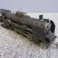 アダチ 蒸気機関車 JNR C61 No.1007 HOゲージ