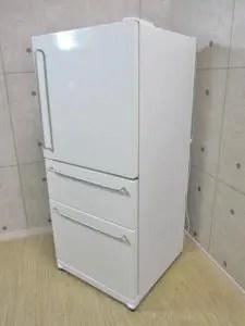 無印良品 246L 3ドア冷凍冷蔵庫 M-R25B