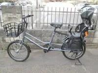 ★状態良好★ AEONBIKE ビルゴロッコ 3段変速 20インチ 子供乗せ自転車
