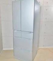 日立 真空チルド 475L 6ドア冷凍冷蔵庫 R-G4800D 2014年製
