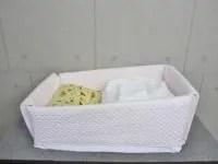 トコちゃんベルトの青葉 天使の寝床 ベビーベッド まんまるねんね