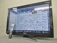 シャープ AQUOS 液晶テレビ LC-32E7