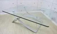 ロルフベンツ RolfBenz ガラス センターテーブル1150