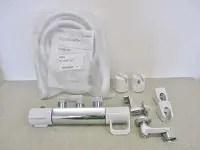 リクシル サーモスタット付きシャワー水栓金具 BF-HE247TX-PU BF-SG6BP-SET