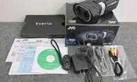 JVC ビクター ハイビジョン 3D ビデオカメラ GS-TD1