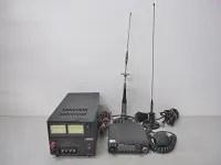無線機まとめ ケンウッド TM-701S アルインコ 電源 DM-130MV アンテナ SG7000